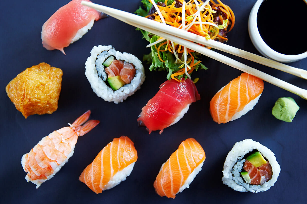 Ikebana Sushi Bars Contact Us Dorado Carolina Guaynabo Puerto Rico