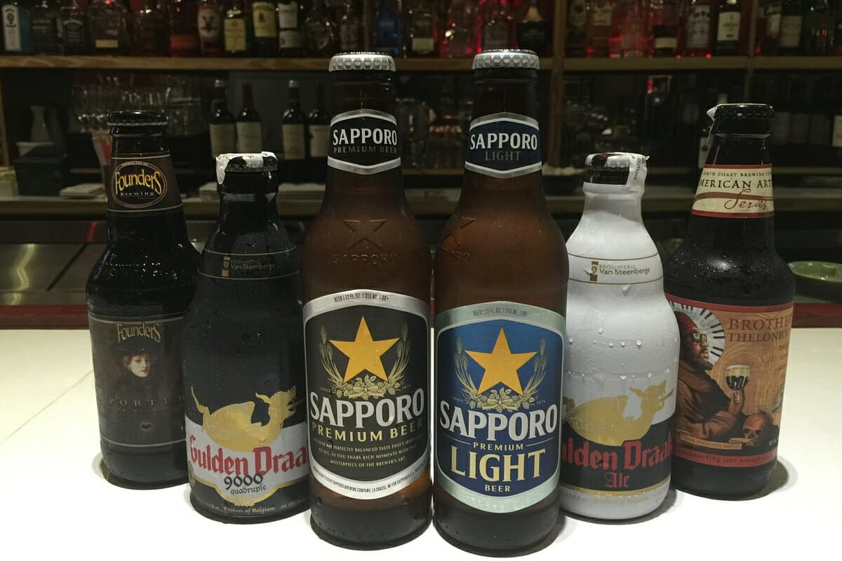 Craft Beers | Sapporo
