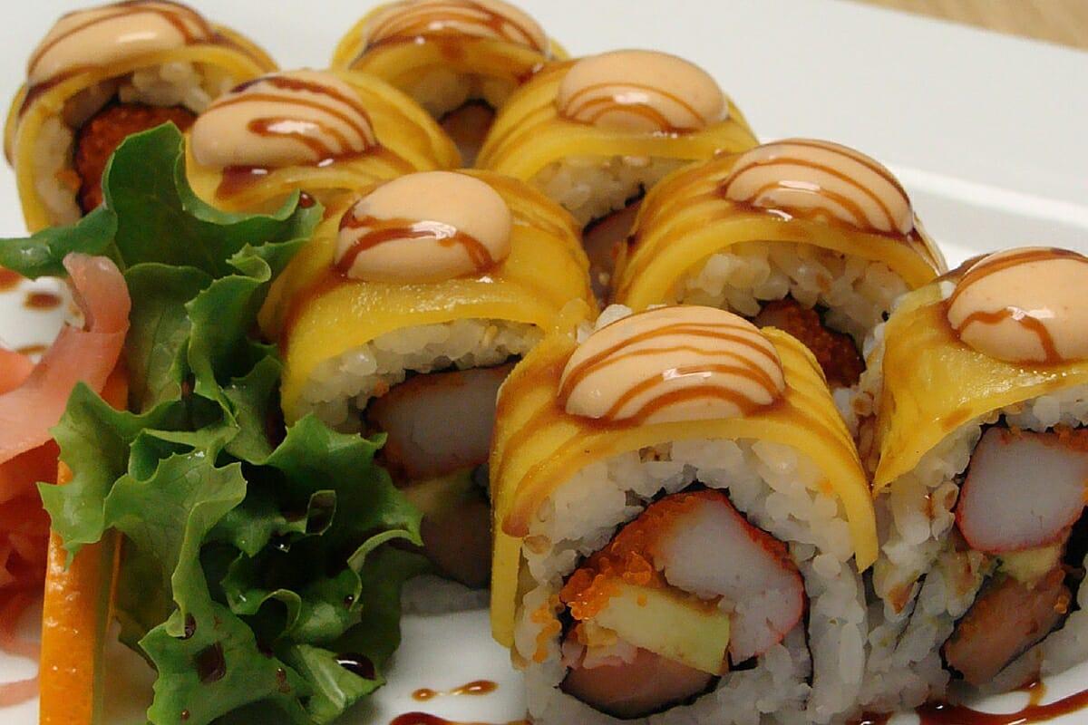 Ikebana Roll