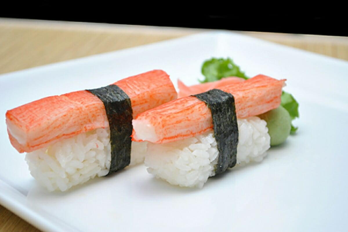 Sushi Kanikama