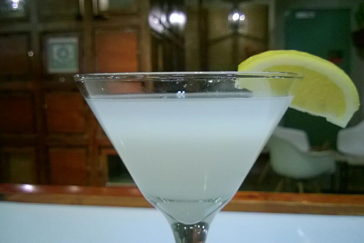 Guanabana Martini