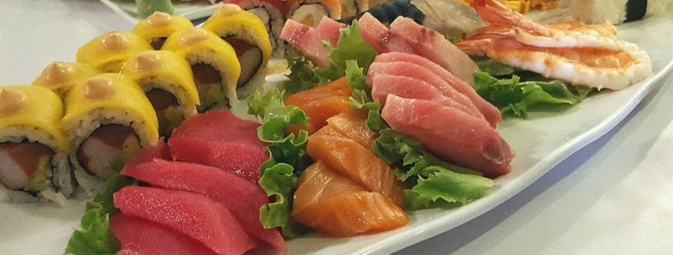 Ikebana Sushi Nutritional Sashimi Facts Dorado Carolina Guaynabo Puerto Rico
