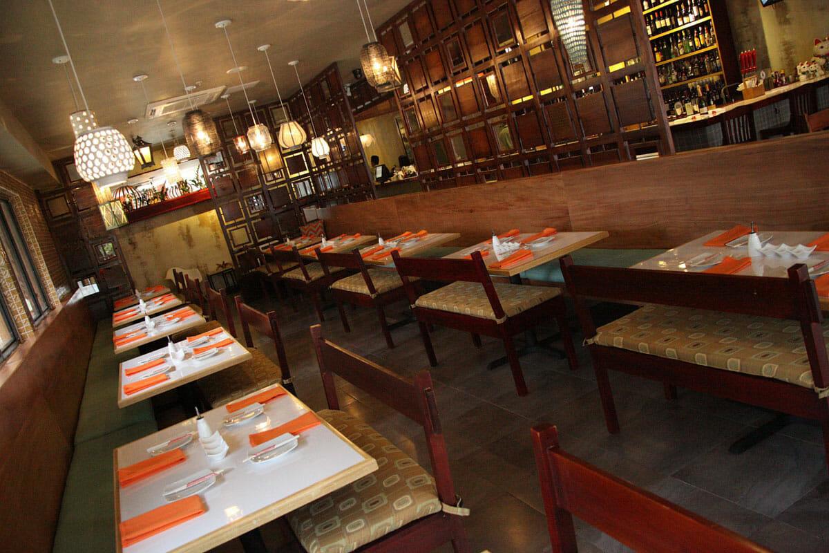 Ikebana Sushi Bar Guaynabo | Tatami Room