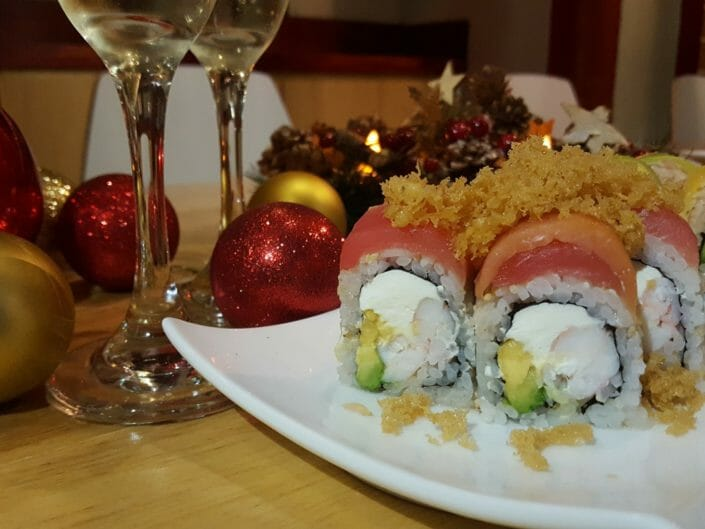 Ikebana Sushi Bar 15% Xmas Digital Coupon Discount Dorado Carolina Guaynabo Puerto Rico