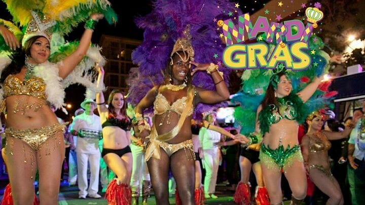 Ikebana Sushi Bar Mardi Gras Day Dorado Carolina Guaynabo Puerto Rico Loyalty Rewards