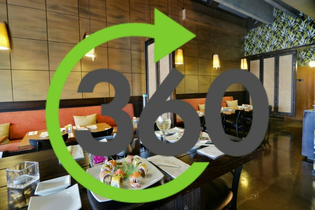 Ikebana 360 Virtual Tours Sushi Bars Dorado Carolina Guaynabo Puerto Rico