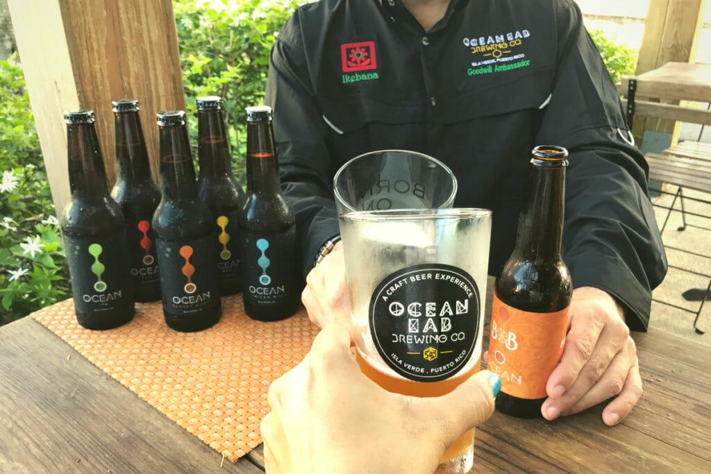 Ikebana Sushi Bar Guaynabo Goodwill Ambassador Ocean Lab Brewing Puerto Rico