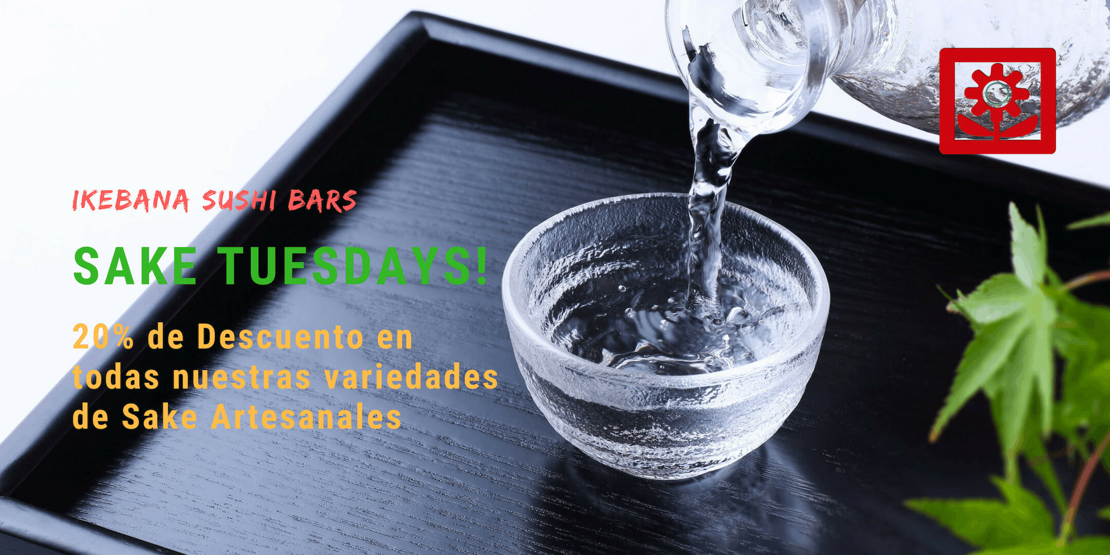 Sake Tuesdays Ikebana Sushi Bar Guaynabo